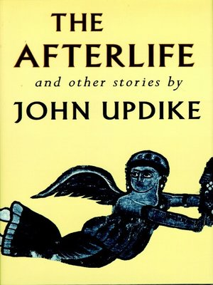 cover image of The Afterlife and Other Stories
